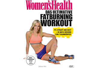 Women's Health - Das ultimative Fatburning Workout - (DVD)