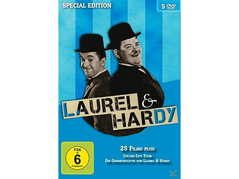 Laurel & Hardy - Box 2014 [DVD]