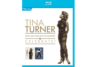 Tina Turner - One Last Time Live In Concert/Celebrate - (Blu-ray)