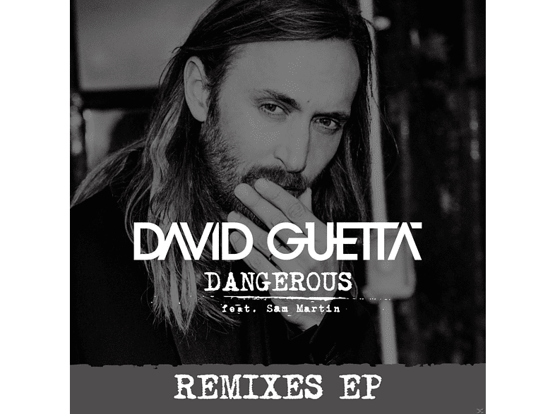 David Guetta - Dangerous (Remix Ep) [Maxi Single CD]