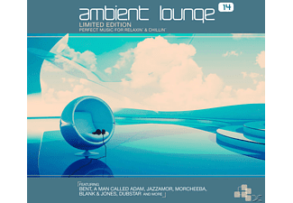 VARIOUS - Ambient Lounge Vol.14 - (CD)