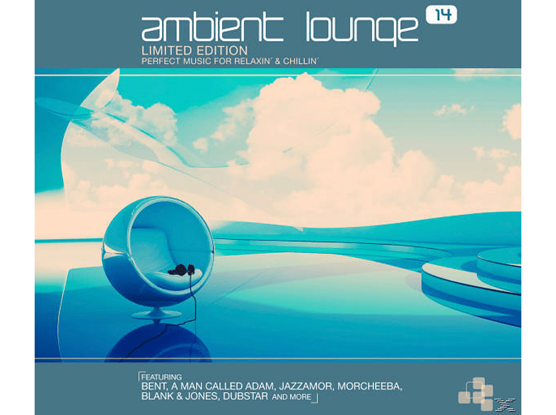 VARIOUS - Ambient Lounge Vol.14 [CD]