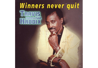 Travis Haddix - Winners Never Quit - (CD)