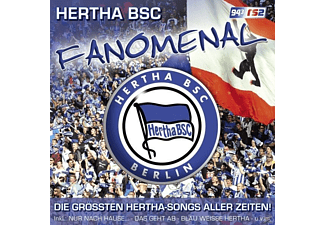 VARIOUS - Hertha Bsc-Fanomenal - (CD)