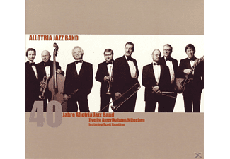 Allotria Jazz B - 40 Jahre Allotria Jazz Band - (CD)