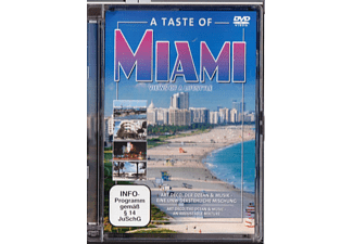 A Taste of Miami: Views of a Lifestyle - (DVD)