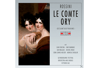 Glyndebourne Festival Orchestra And Chorus - Le Comte Ory - (CD)