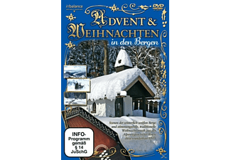 Advent & Weihnachten In Den Bergen-Dvd - (DVD)