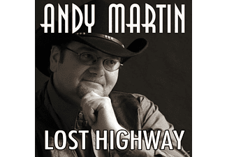 Andy Martin - Lost Highway - (CD)