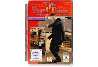 Time to Dance - Latin Dances - (DVD)