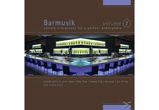 VARIOUS - Barmusik Vol.7 - (CD)