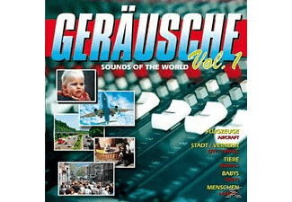 VARIOUS - Geräusche Vol.1-Sounds Of The World [CD]