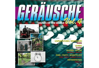 VARIOUS - Geräusche Vol.4-Sounds Of The World [CD]