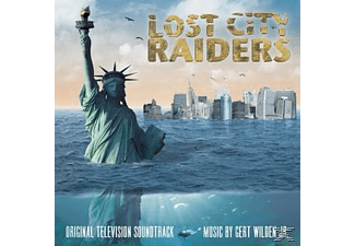 Gert Jr. Wilden - Lost City Raiders-Original Soundtrack - (CD)