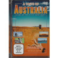 A Taste of Australia - Views of the fifth Continent [DVD]