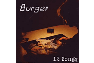 Burger - 12 Songs [CD]