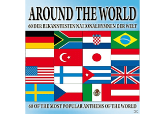 VARIOUS - 60 Nationalhymnen-Around The World - (CD)
