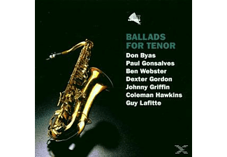 VARIOUS - Ballads For Tenor - (CD)