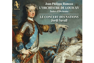 VARIOUS - Jean-Philippe Rameau & The Orchestra Of Louis XV [CD]
