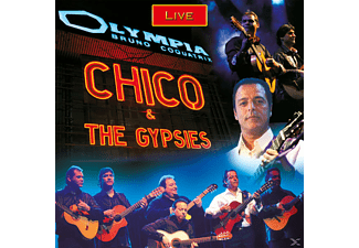 The Gypsies - Live At The Olympia - (CD)