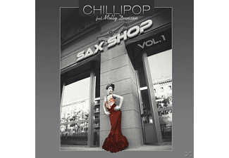 Molly Chillipop Feat.duncan - Saxshop Vol.1 [CD]