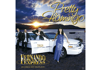 Fernando Express - Pretty Flamingo - (CD)