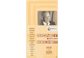 Sidney Bechet - Maple Leaf Rag / Sidney's Blues (Classic Jazz Archive Series) - (CD)