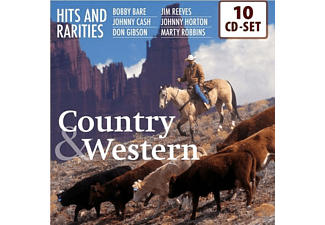 Cash,Johnny/Luman,Bob/Gibson,Don/+ - Country & Western-Hits And Rarieties - (CD)