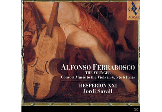 Hesperion Xxi - Consort Music To The Viols... - (CD)