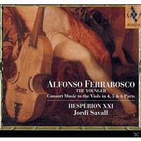 Hesperion Xxi - Consort Music To The Viols... [CD]