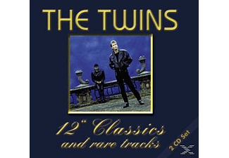 The Twins - 12 Inch Classics And Rare Tracs [CD]