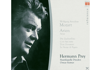 Hermann Prey, Sd, Suitner - Opernarien - (CD)