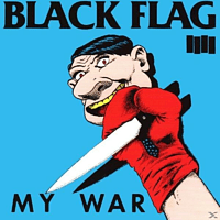 Black Flag - My War [CD]
