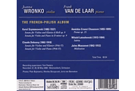Frank Van Der Laar (klavi Joanna Wronko (violine), Wronko,Joanna/Laar,F.V.D. - The French-Polish Album [CD]