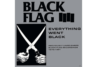 Black Flag - Everything Went Black - (CD)