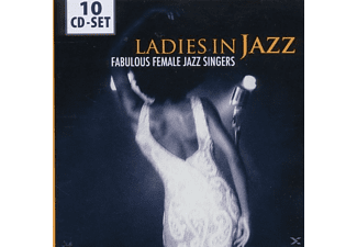 VARIOUS - Ladies In Jazz - (CD)
