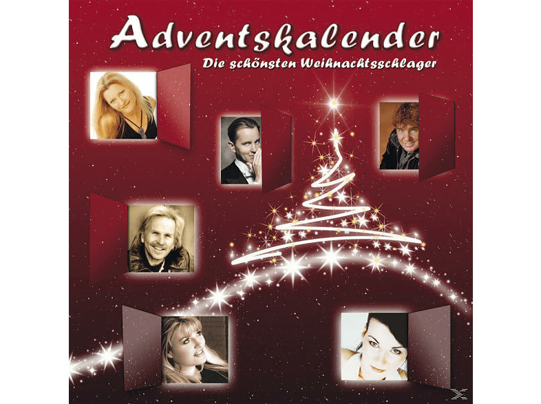 VARIOUS - Adventskalender [CD]