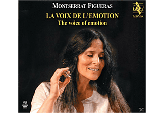 Montserrat Figueras - The Voice Of Emotion - (SACD Hybrid)