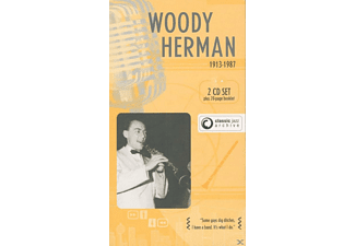 Woody Herman - At The Woodchopper's Ball / Blowin' Up A Storm (Classic Jazz Archive Series) - (CD)