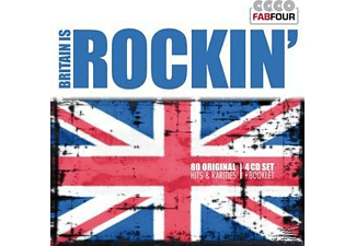 Various - Britain Is Rockin' - (CD)