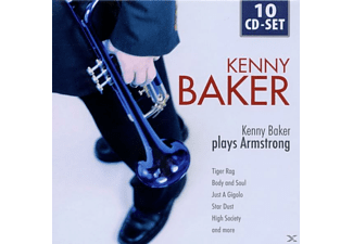 Kenny Baker - Kenny Baker Plays Armstrong - (CD)