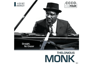 Thelonious Monk - Straight, No Chaser [Box-Set] - (CD)