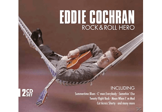 Eddie Cochran - Eddie Cochran: Rock + Roll Hero - (CD)