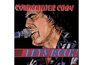 Commander Cody and His Lost Planet Airmen - Let's Rock - (CD)