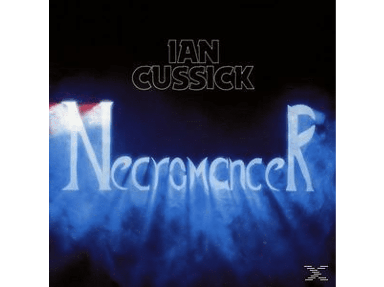 Ian Cussick - Necromancer [CD]