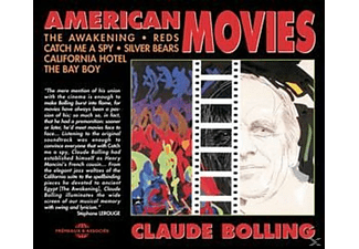 Claude Bolling - American Movies - (CD)