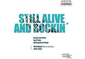 Various - Still Alive And Rockin'-80 Original Hits 1950-59 - (CD)
