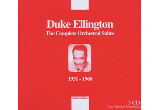 Duke Ellington - The Complete Orchestral Suites - (CD)
