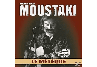 Georges Moustaki - Le Meteque [CD]