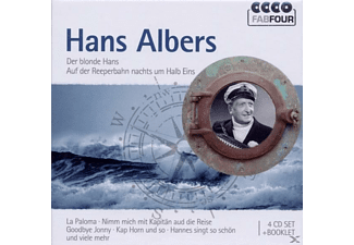 Hans Albers - Der Blonde Hans - (CD)